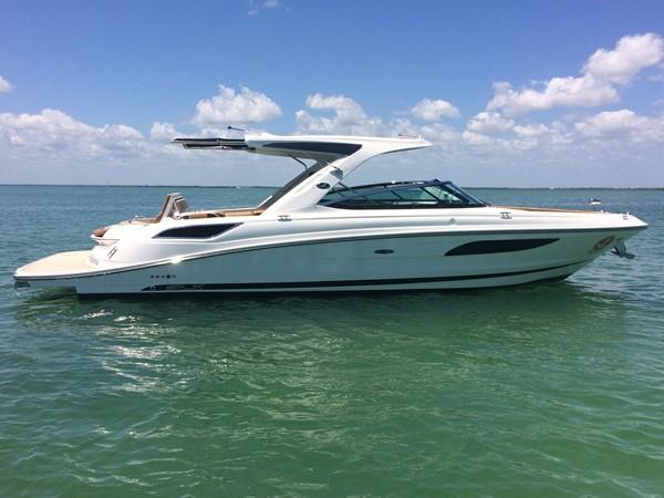 2015 SEA RAY 350 SLX Runabout 2264654