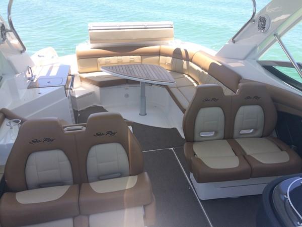 2015 SEA RAY 350 SLX Runabout 2264659