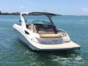 2015 Sea Ray 350 SLX @ Cancun  230433