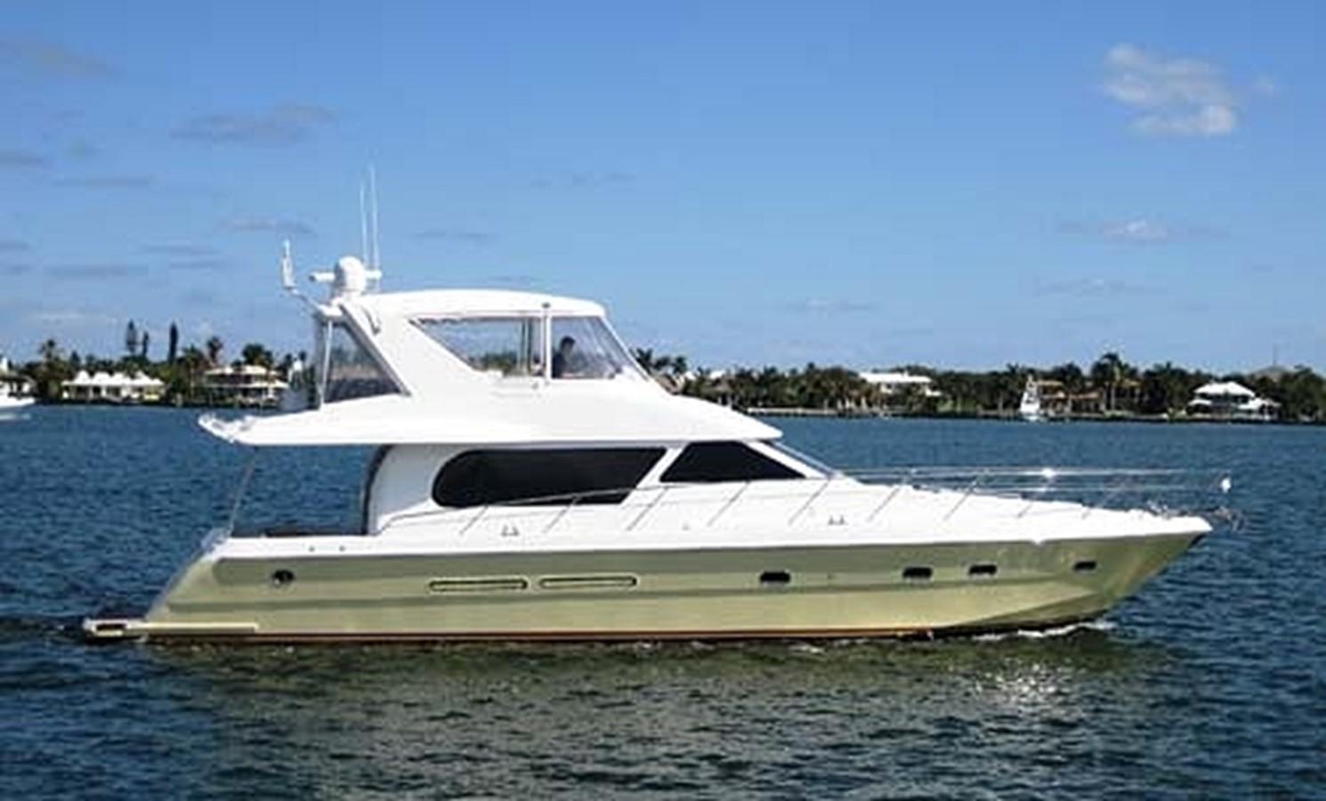 2002 HORIZON Sedan Motoryacht Motor Yacht 2268634