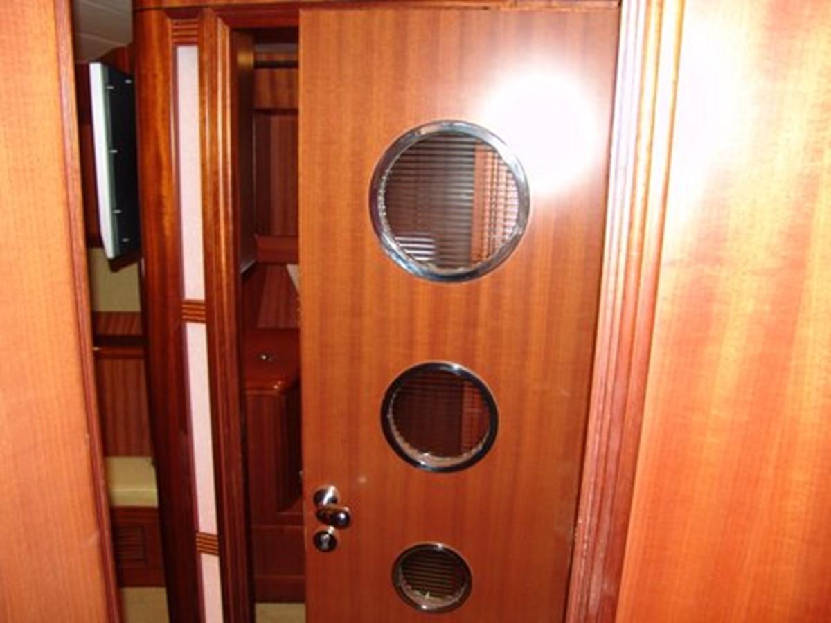 Stateroom Closet Door 2002 HORIZON Sedan Motoryacht Motor Yacht 2268652
