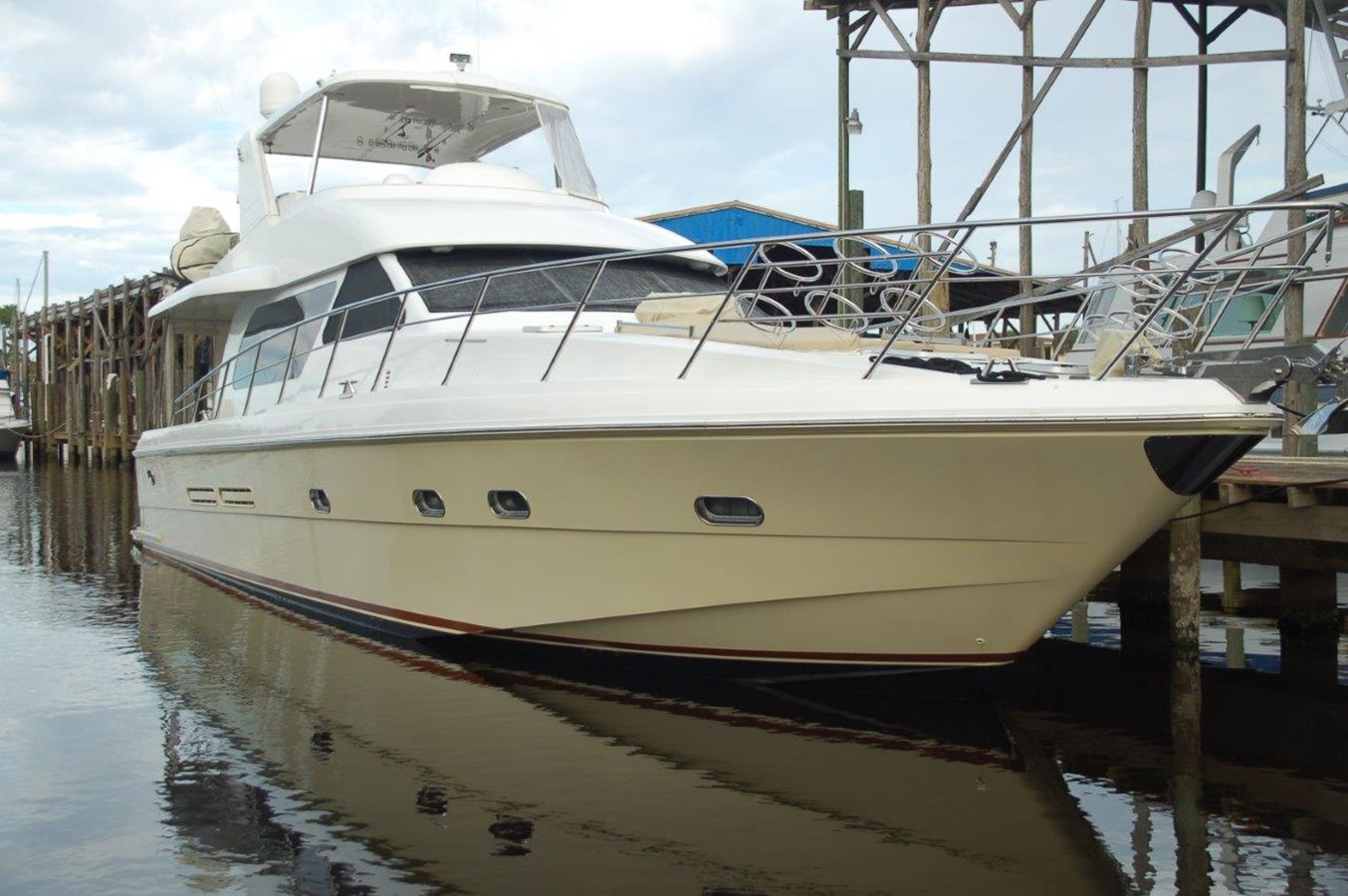 2002 HORIZON Sedan Motoryacht Motor Yacht 2316620