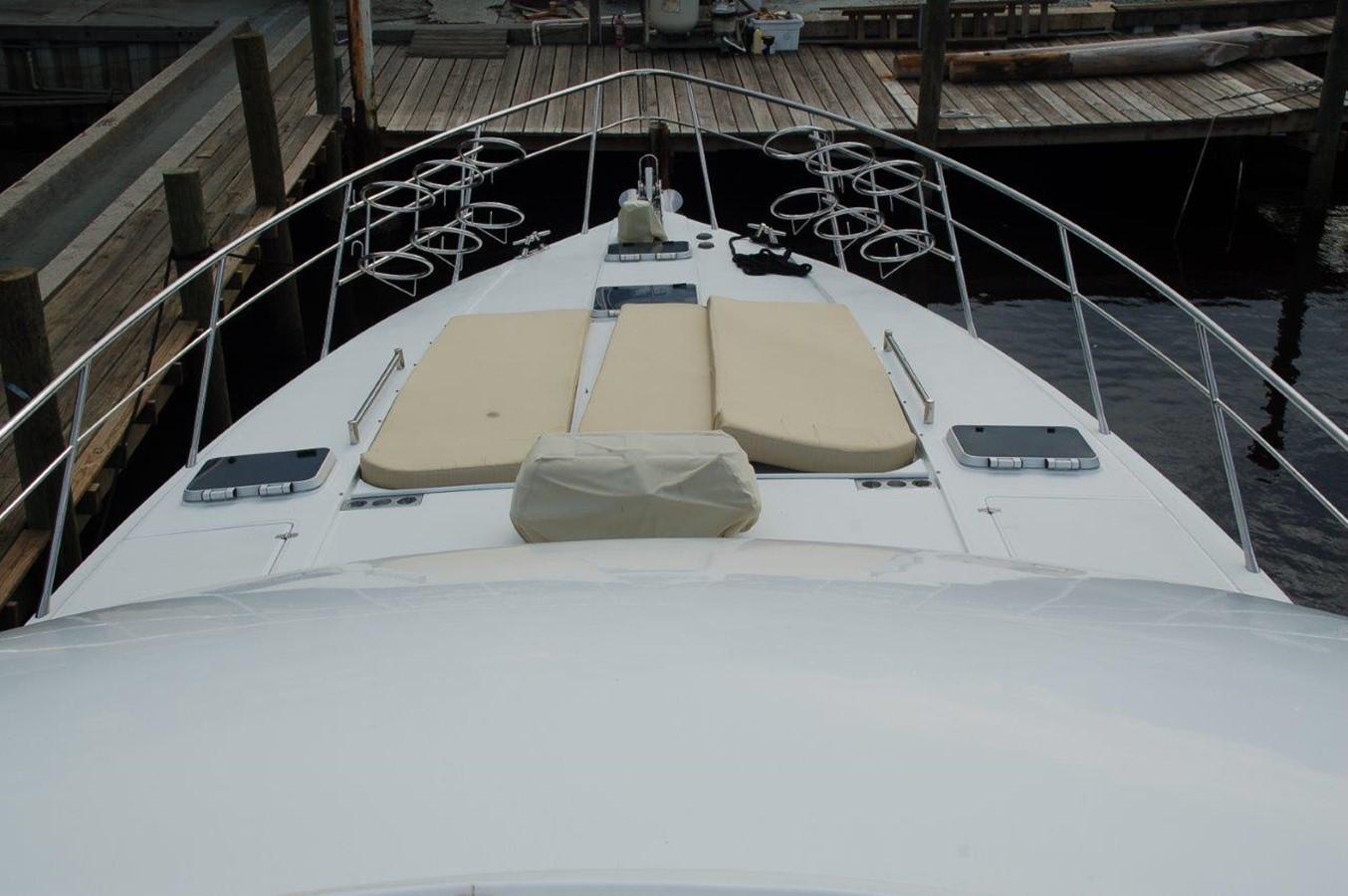 Bow Cushions 2002 HORIZON Sedan Motoryacht Motor Yacht 2316635