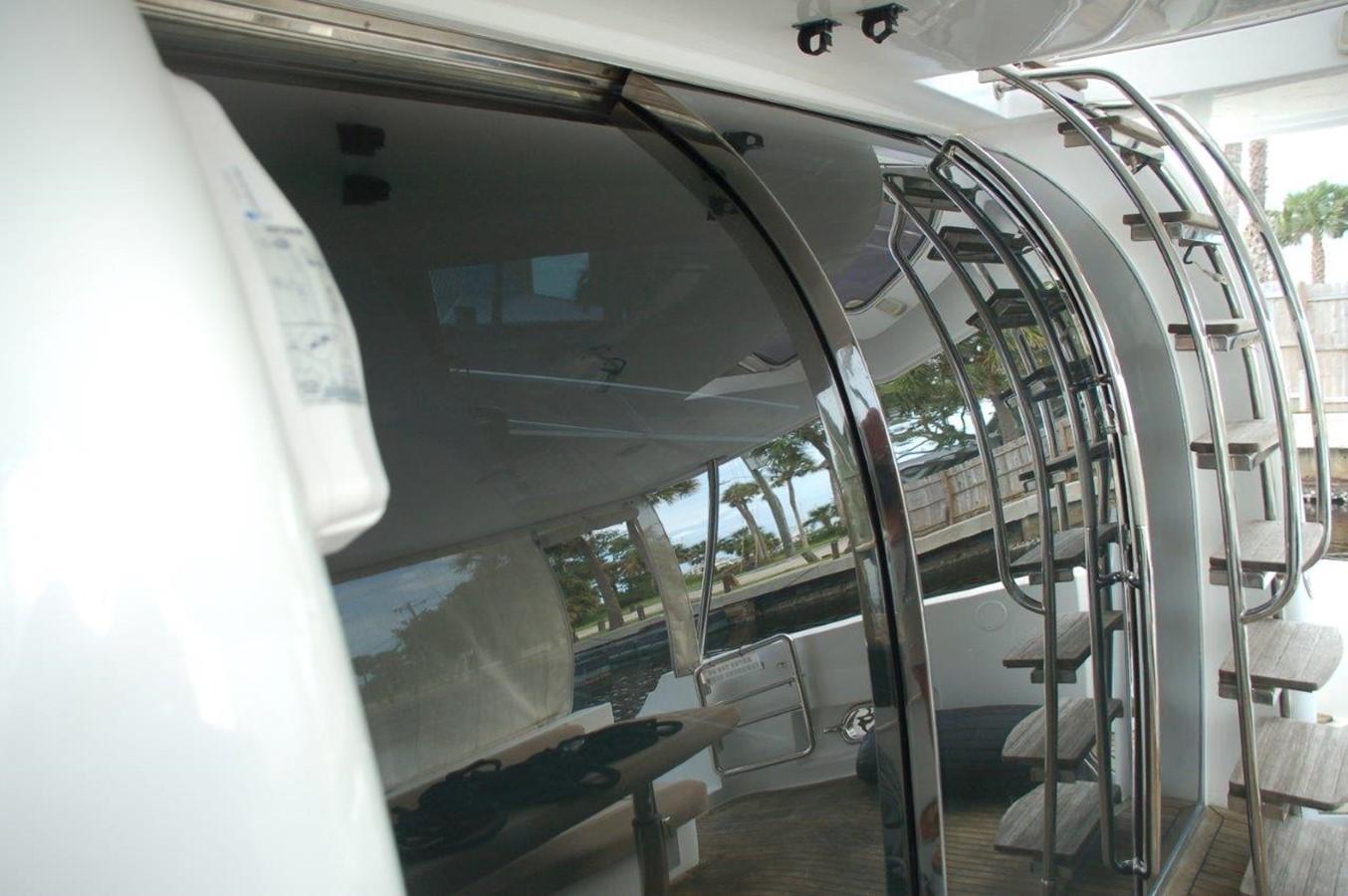 Sliding Salon Door 2002 HORIZON Sedan Motoryacht Motor Yacht 2316636