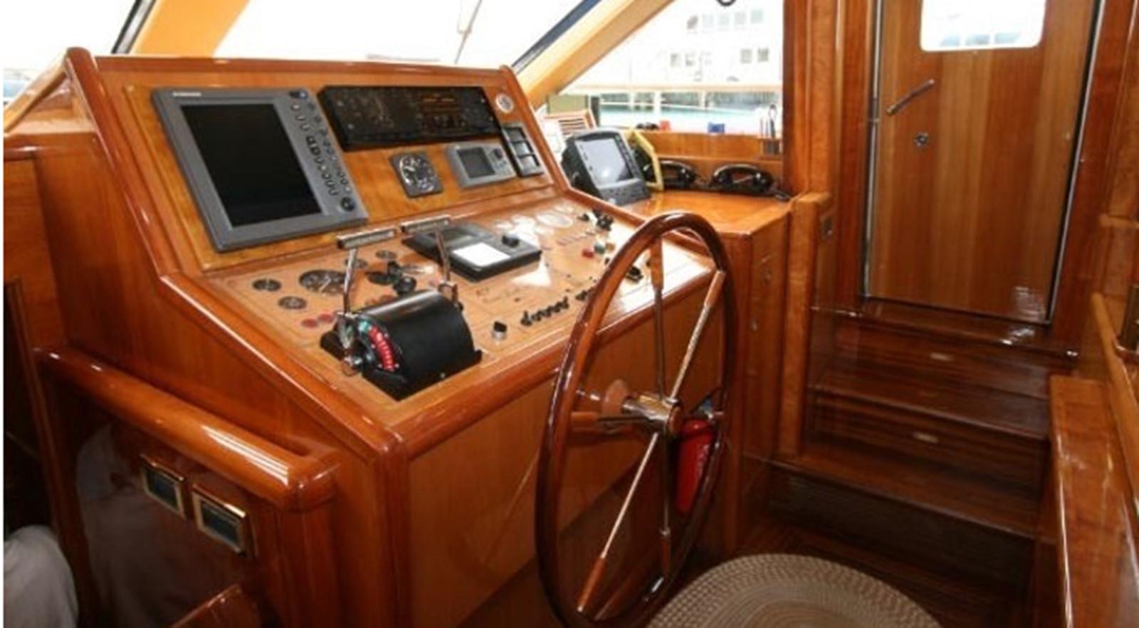 1999 CIHAN MARINE LTD. Ocean Going Ketch Motor S/Y Motorsailor 2271542
