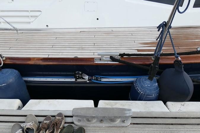 1993 PENDENNIS Dubois 70 Ketch Center Cockpit 2273375