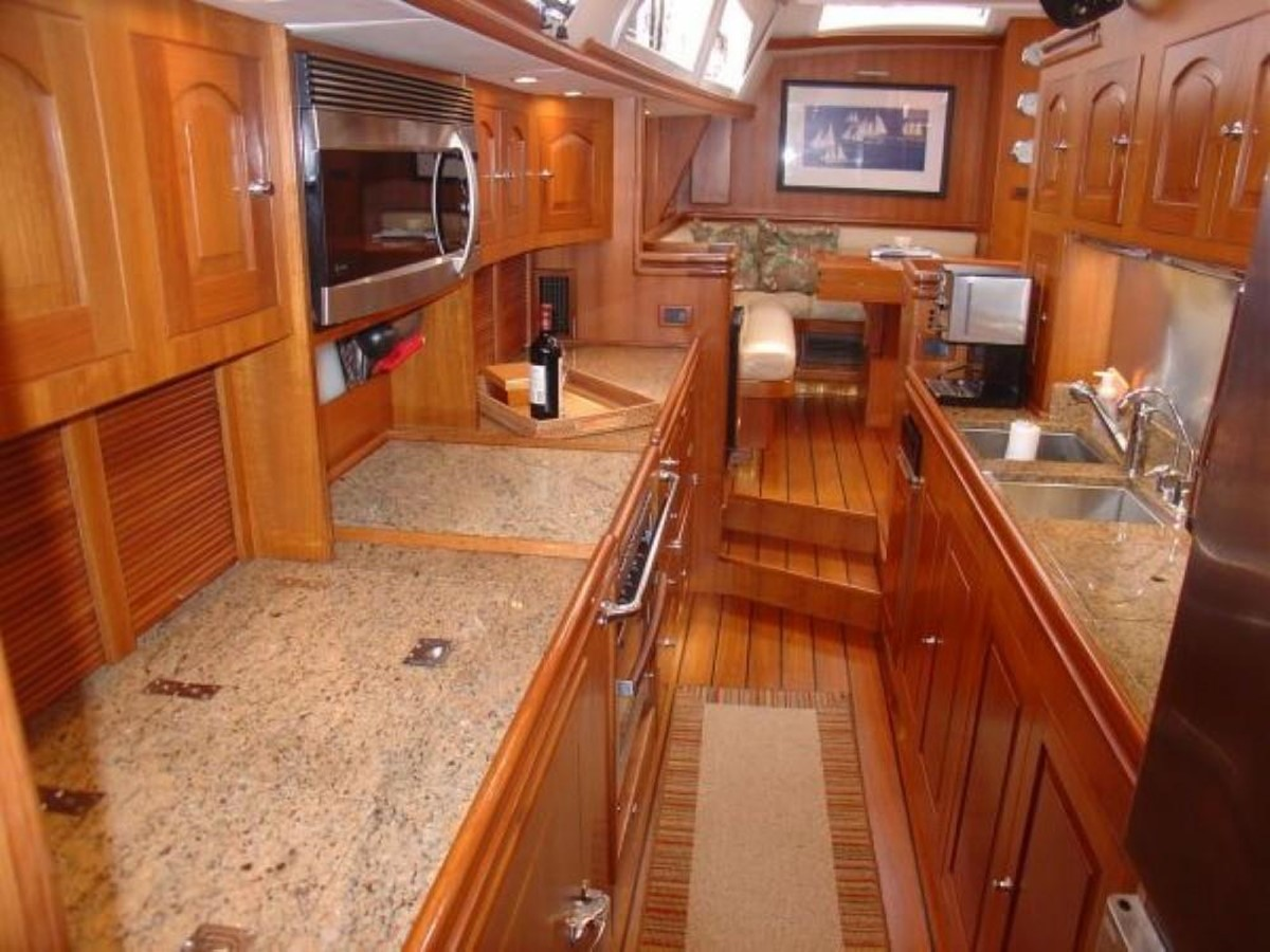 2007 HYLAS Hylas 70 centreboard cruiser Sloop 2274438