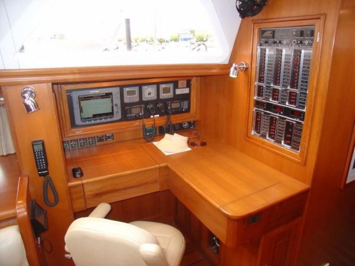 2007 HYLAS Hylas 70 centreboard cruiser Sloop 2274439