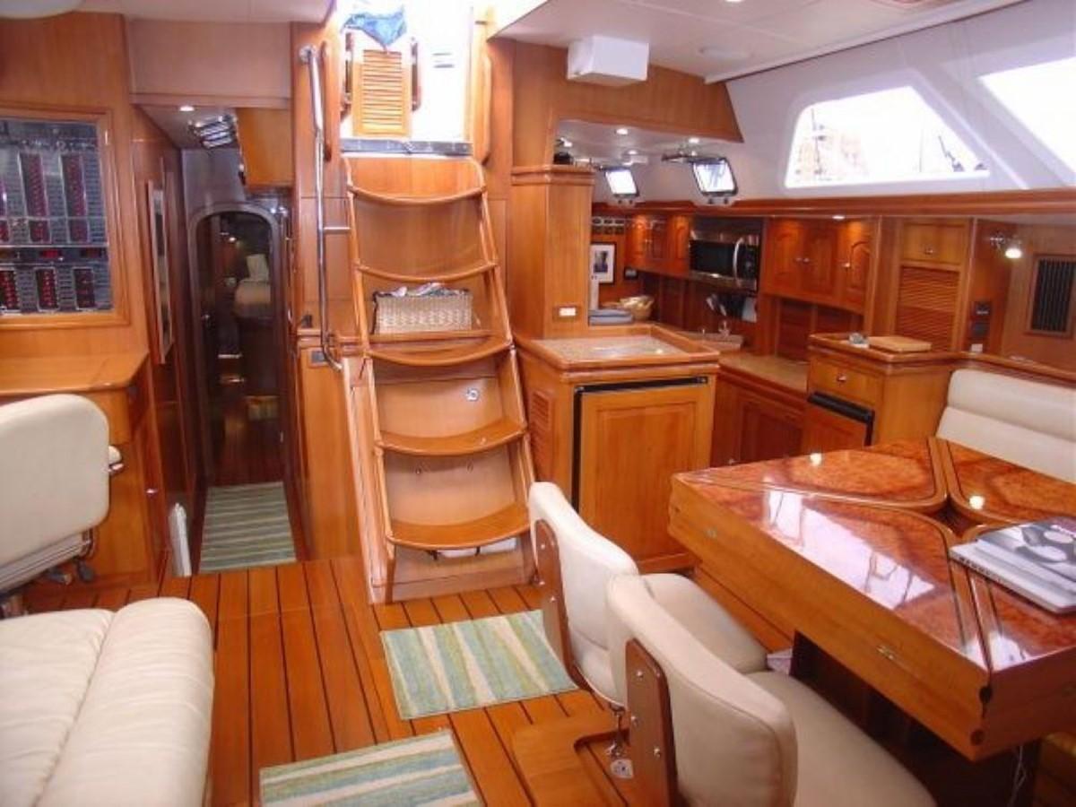 2007 HYLAS Hylas 70 centreboard cruiser Sloop 2274440