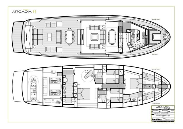 2014 ARCADIA YACHTS 85 Mega Yacht 2318194