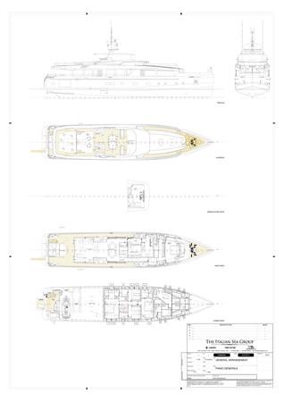 2016 Admiral - The Italian Sea Group Impero Motor Yacht 2280805