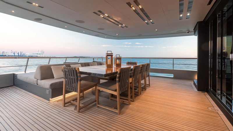 2016 Admiral - The Italian Sea Group Impero Motor Yacht 2424927