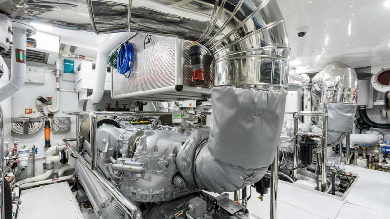 2016 Admiral - The Italian Sea Group Impero Motor Yacht 2424932