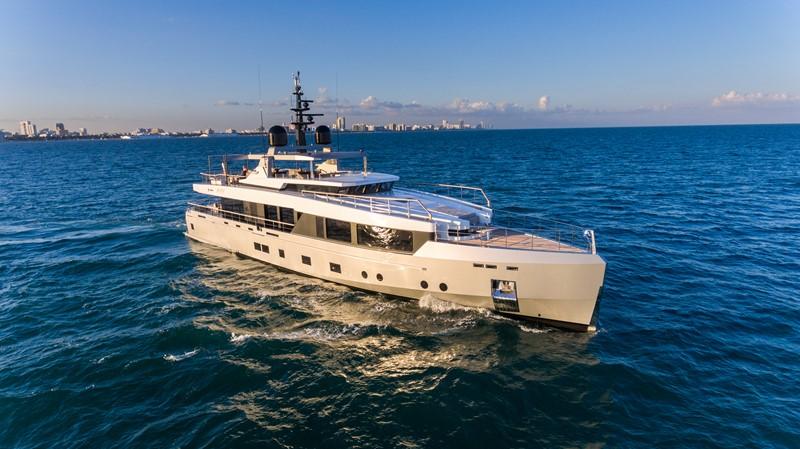 2016 Admiral - The Italian Sea Group Impero Motor Yacht 2427105