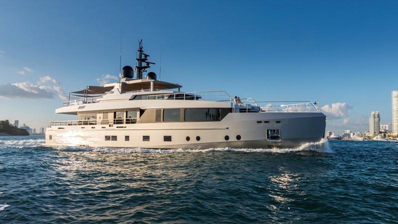 2016 Admiral - The Italian Sea Group Impero Motor Yacht 2427106