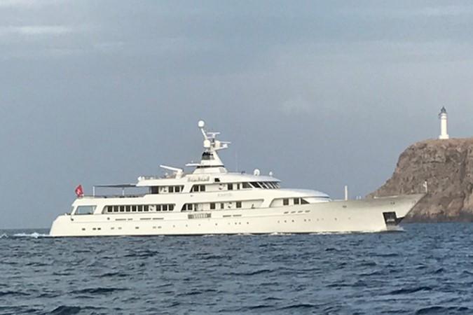 1987 DAUPHIN YACHTS  Motor Yacht 2308066