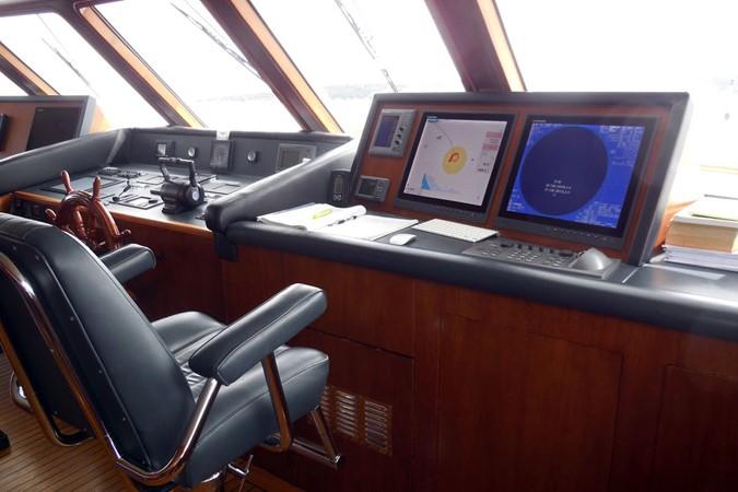1987 DAUPHIN YACHTS  Motor Yacht 2308073