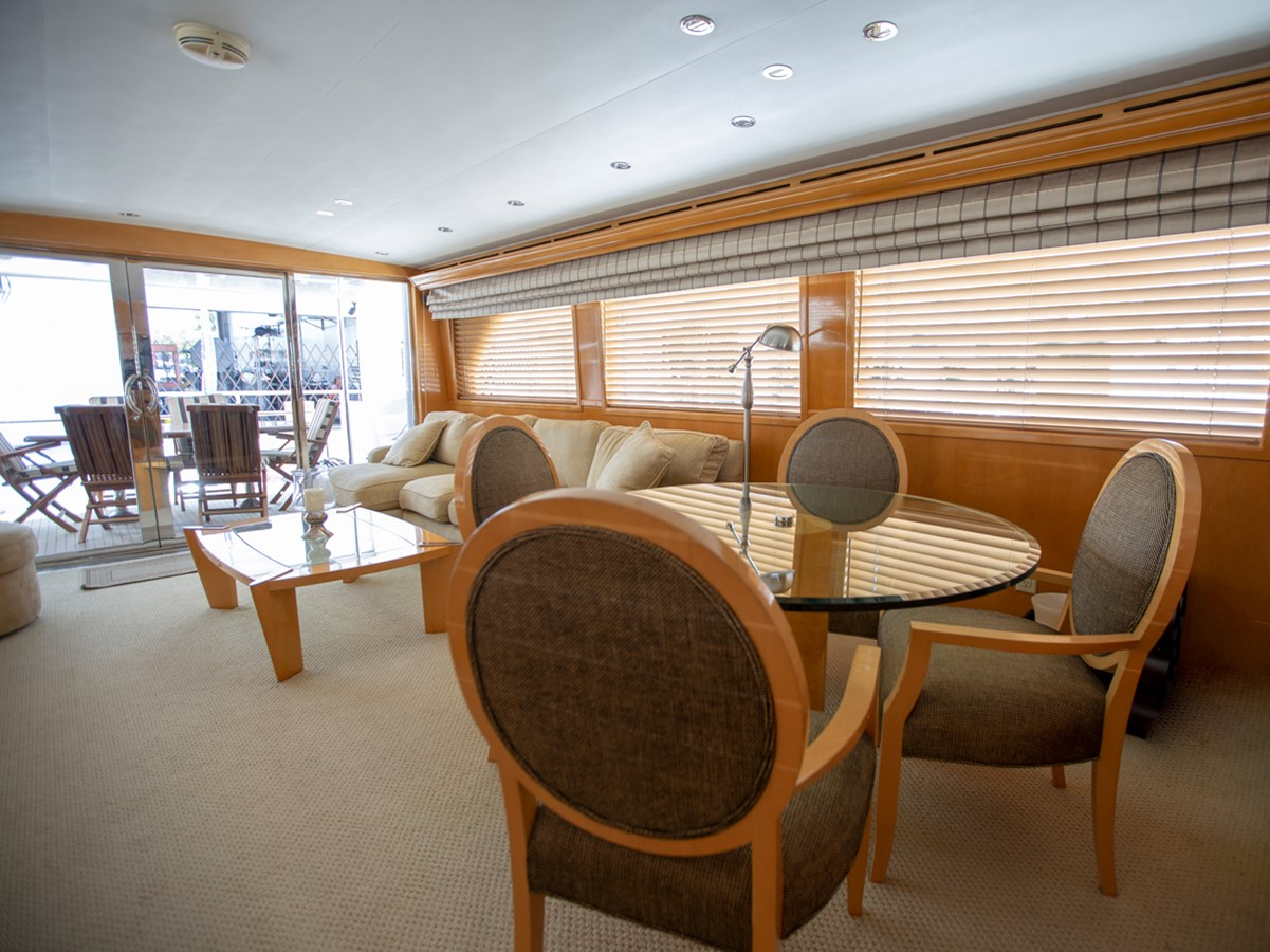 2000 HATTERAS Motor Yacht  2281954