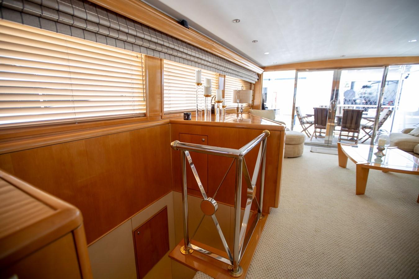 2000 HATTERAS Motor Yacht  2281955