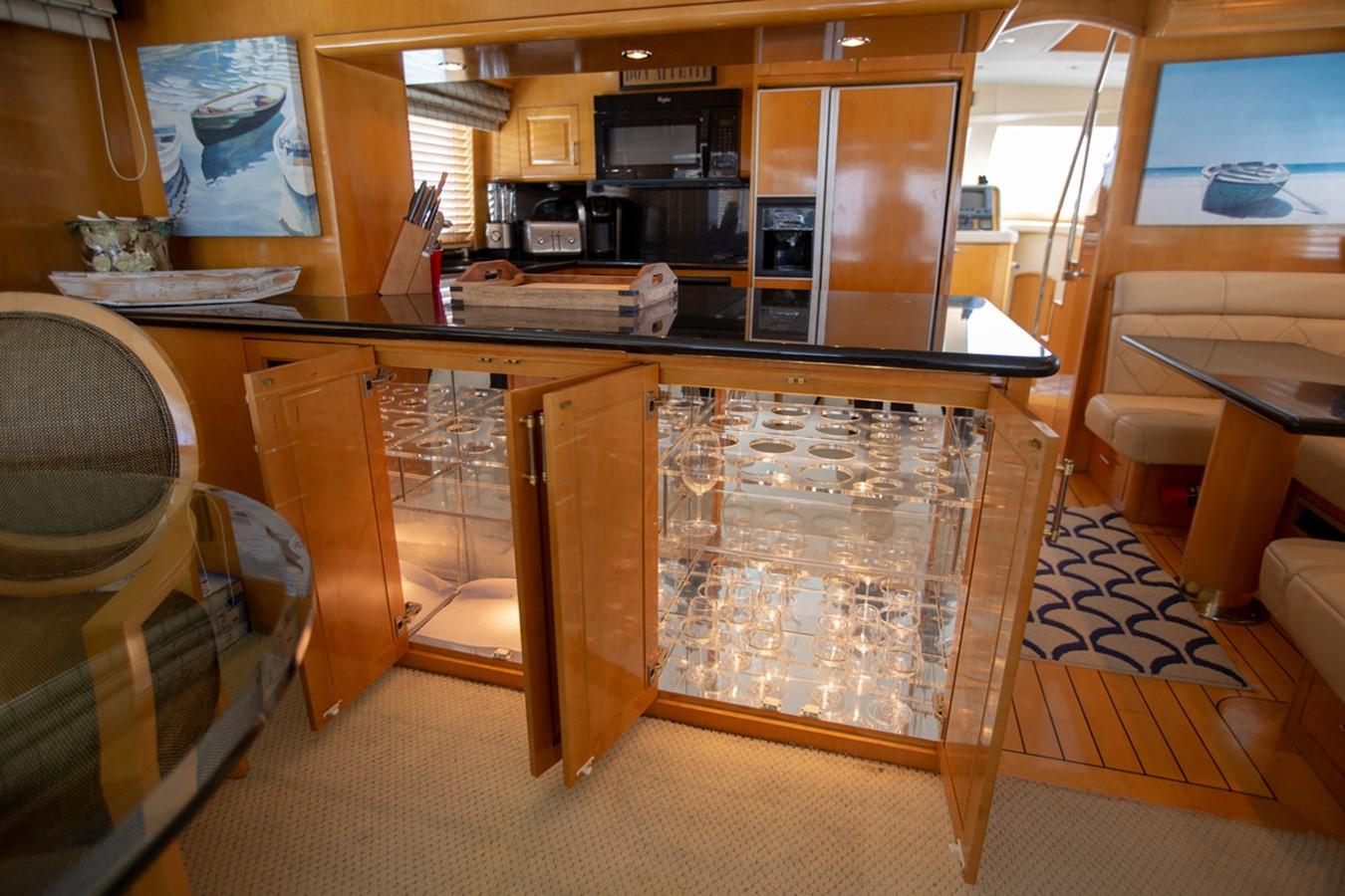 2000 HATTERAS Motor Yacht  2281956