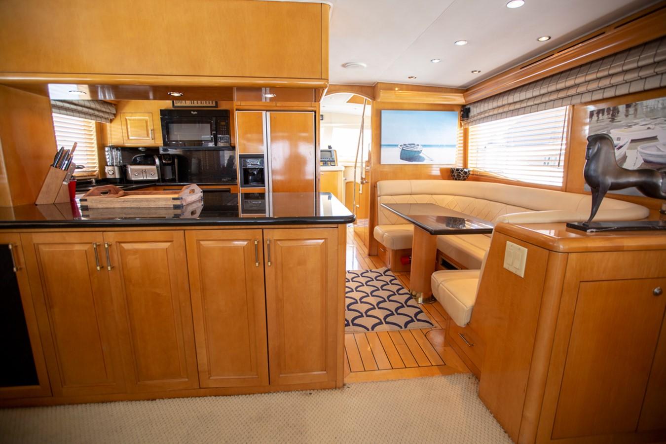 2000 HATTERAS Motor Yacht  2281958