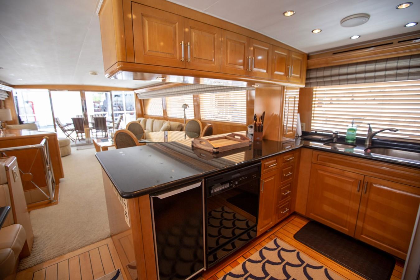 2000 HATTERAS Motor Yacht  2281961