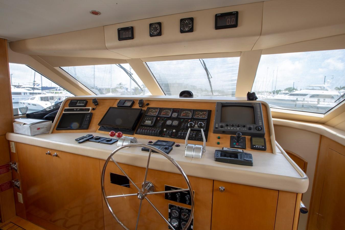 2000 HATTERAS Motor Yacht  2281965