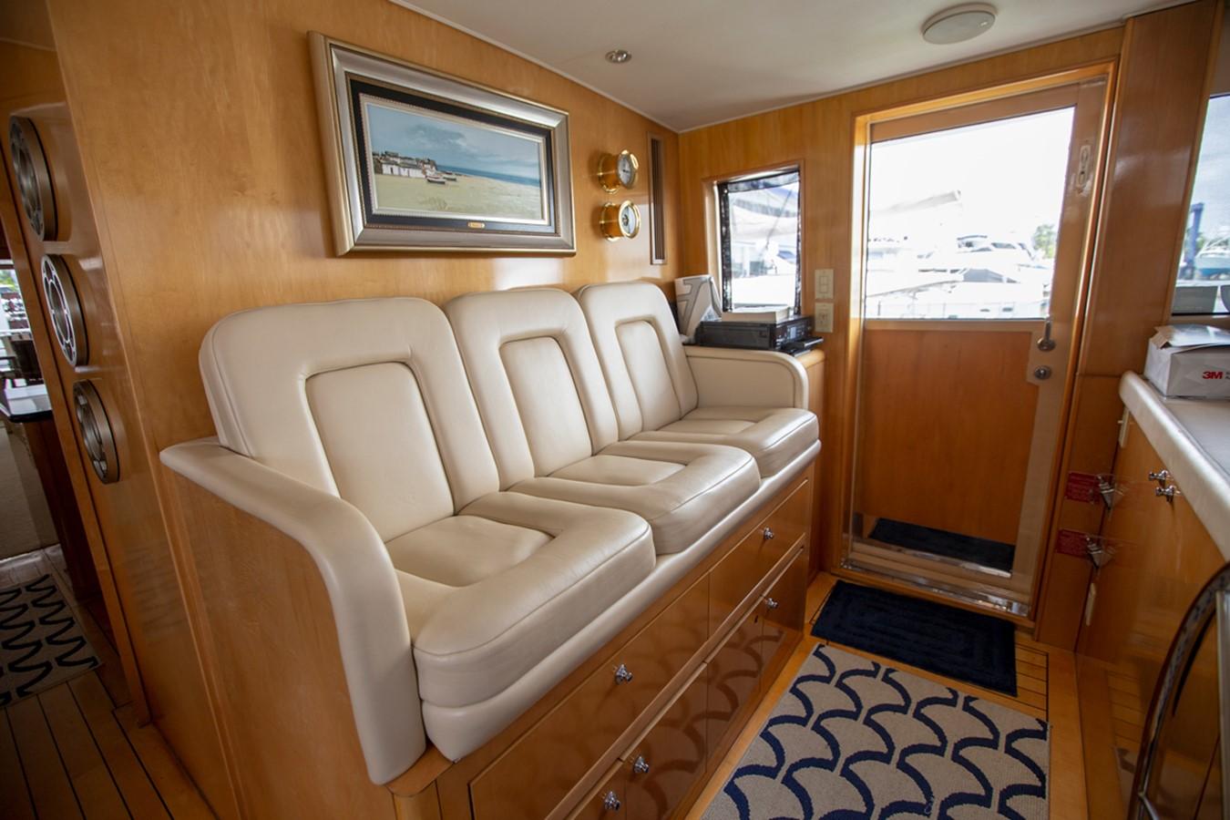 2000 HATTERAS Motor Yacht  2281967