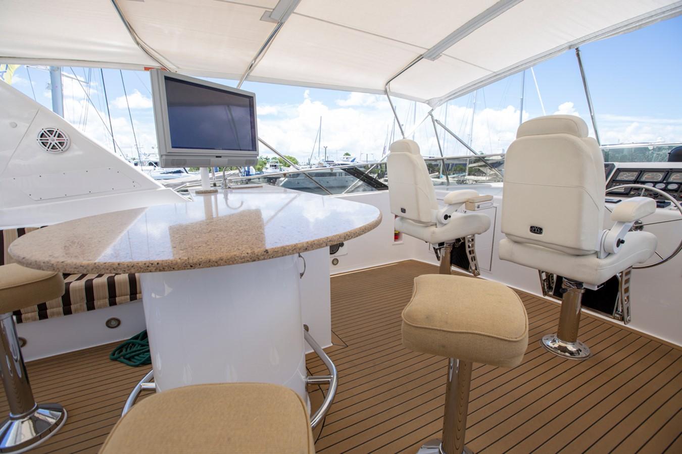 2000 HATTERAS Motor Yacht  2281979