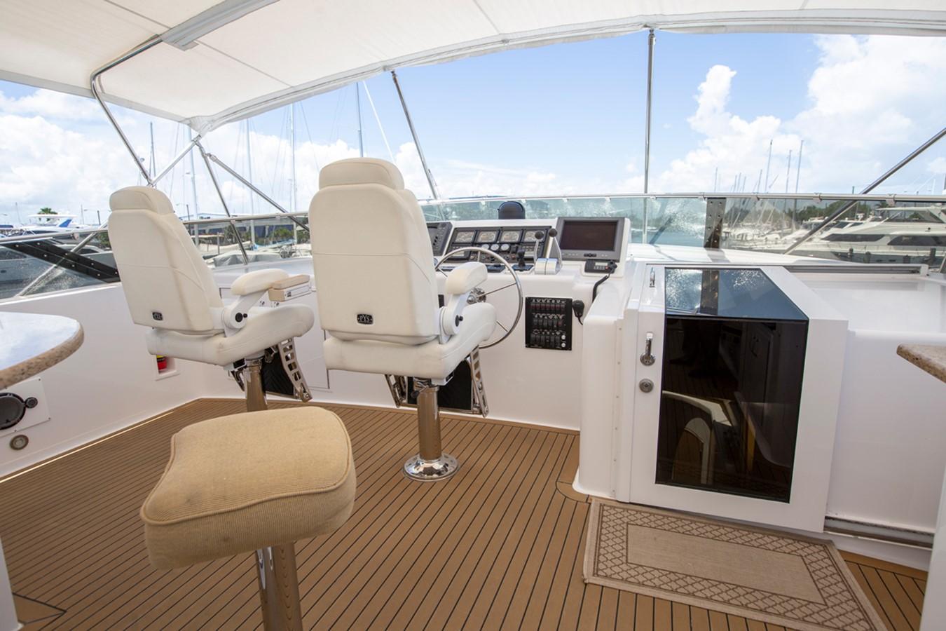 2000 HATTERAS Motor Yacht  2281980
