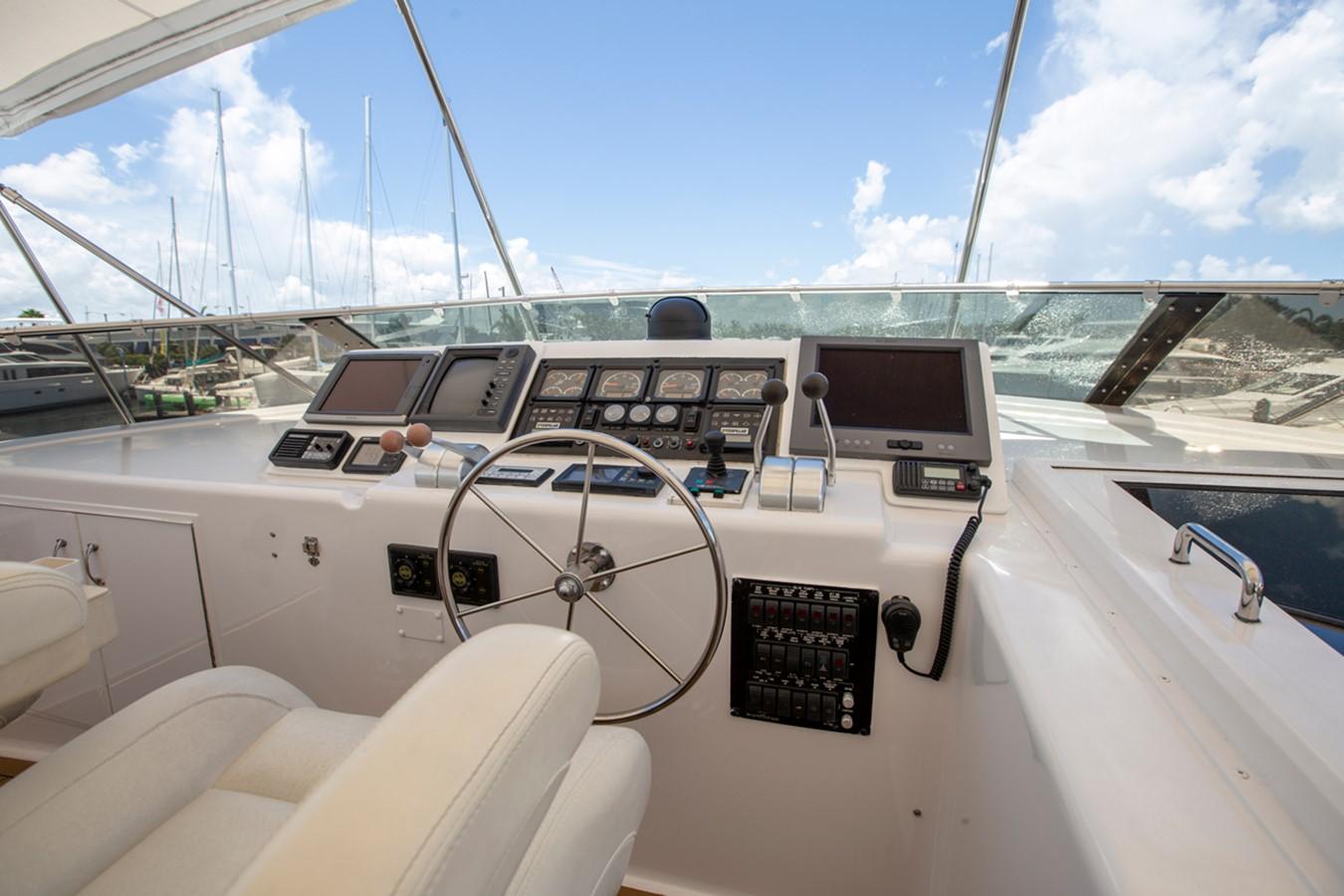 2000 HATTERAS Motor Yacht  2281981