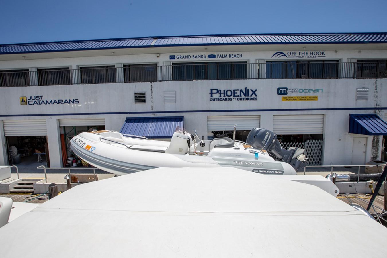 2000 HATTERAS Motor Yacht  2281983