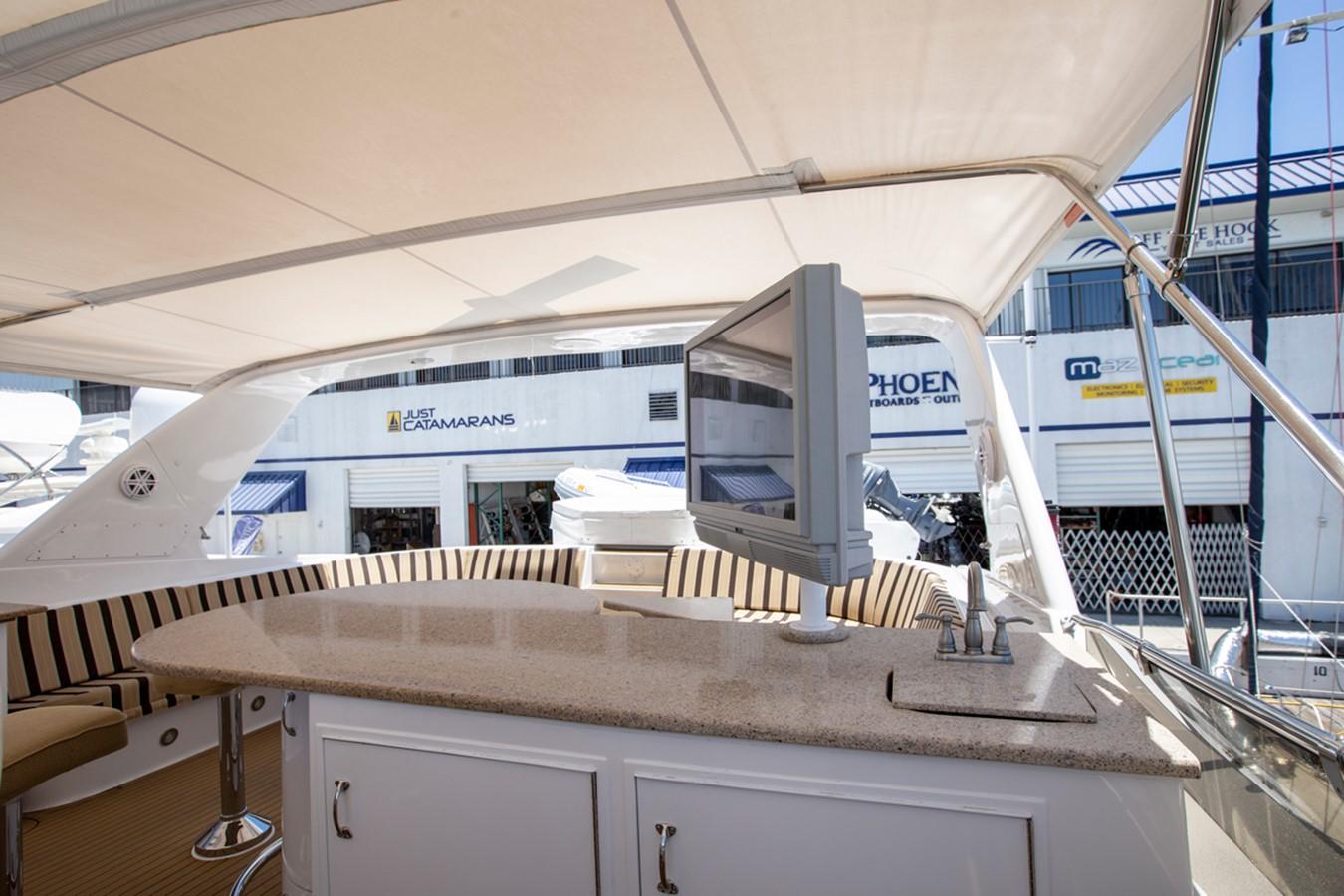 2000 HATTERAS Motor Yacht  2281988