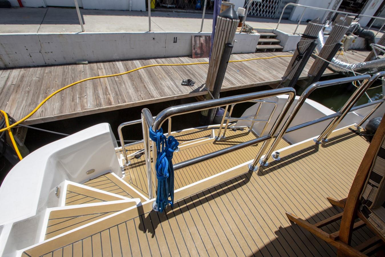 2000 HATTERAS Motor Yacht  2281992