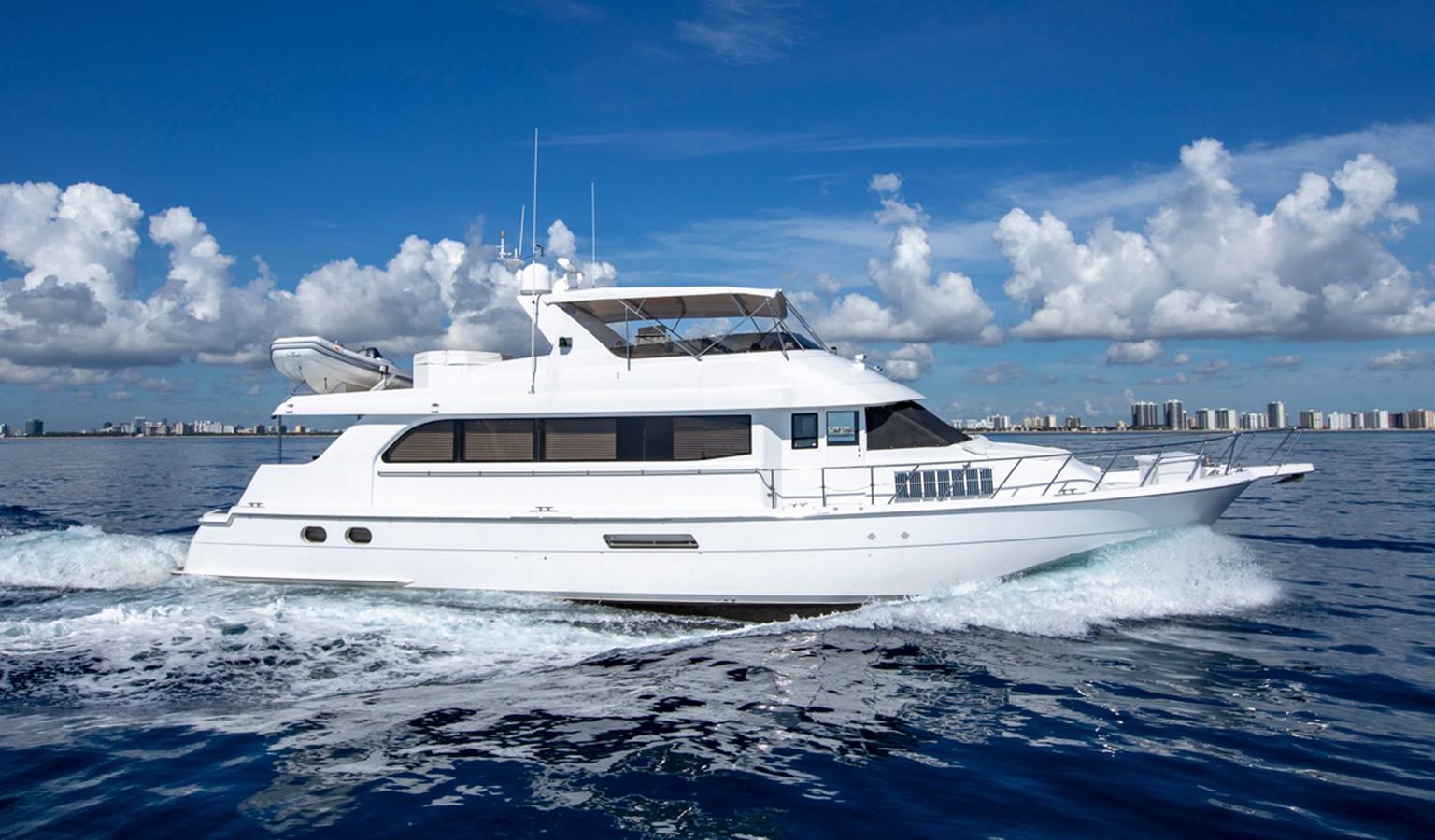 2000 HATTERAS Motor Yacht  2318450