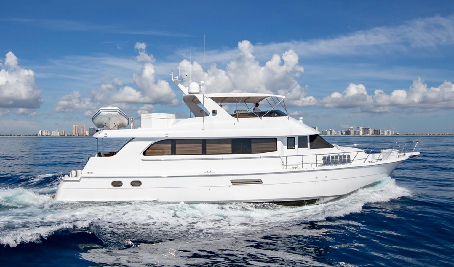 2000 HATTERAS Motor Yacht  2318451