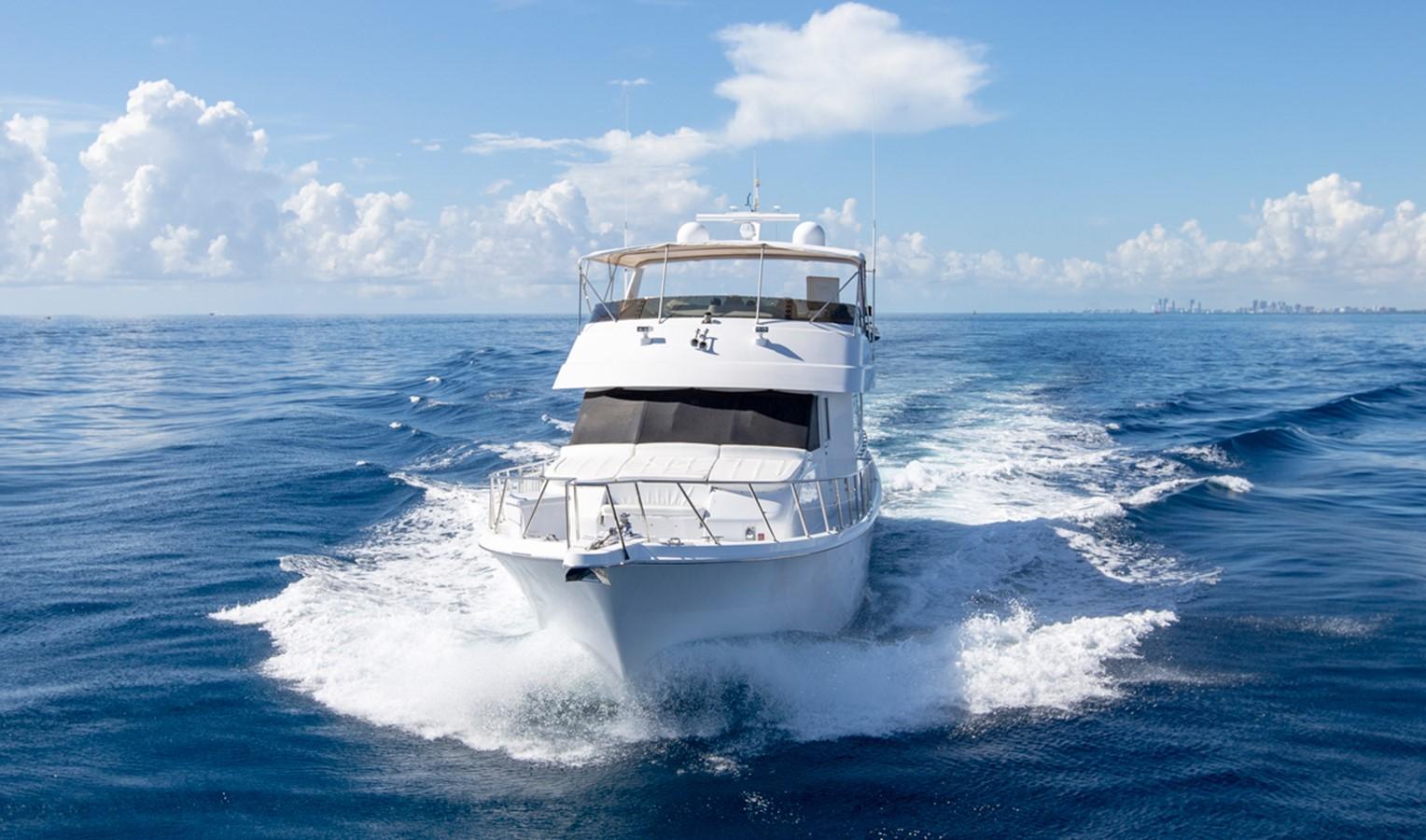 2000 HATTERAS Motor Yacht  2318452