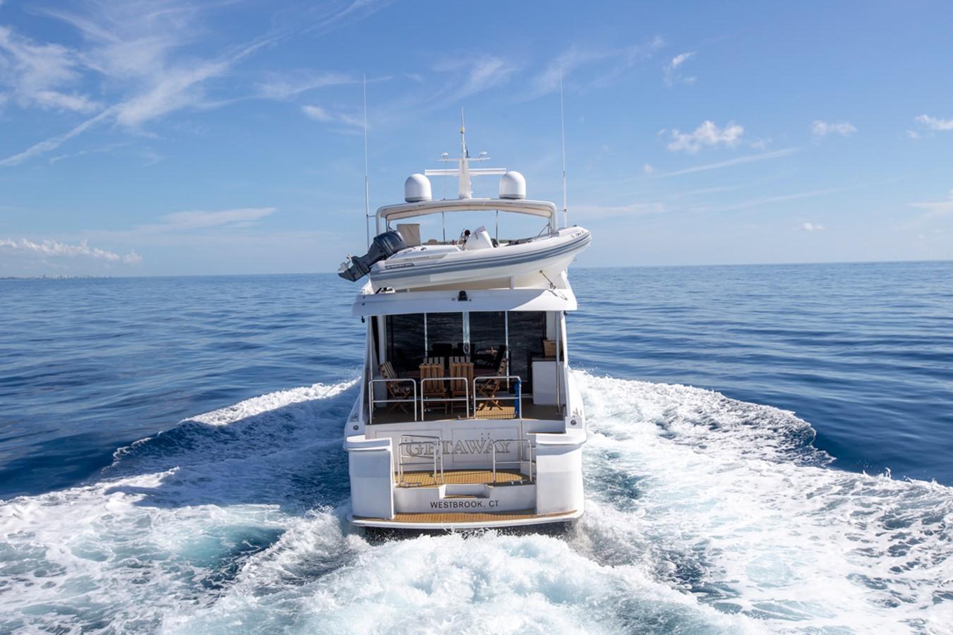 2000 HATTERAS Motor Yacht  2318453