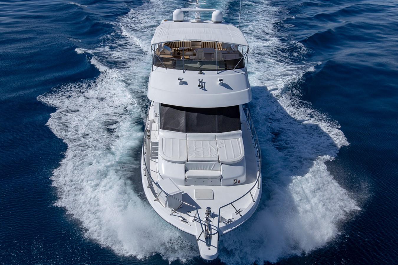 2000 HATTERAS Motor Yacht  2318454