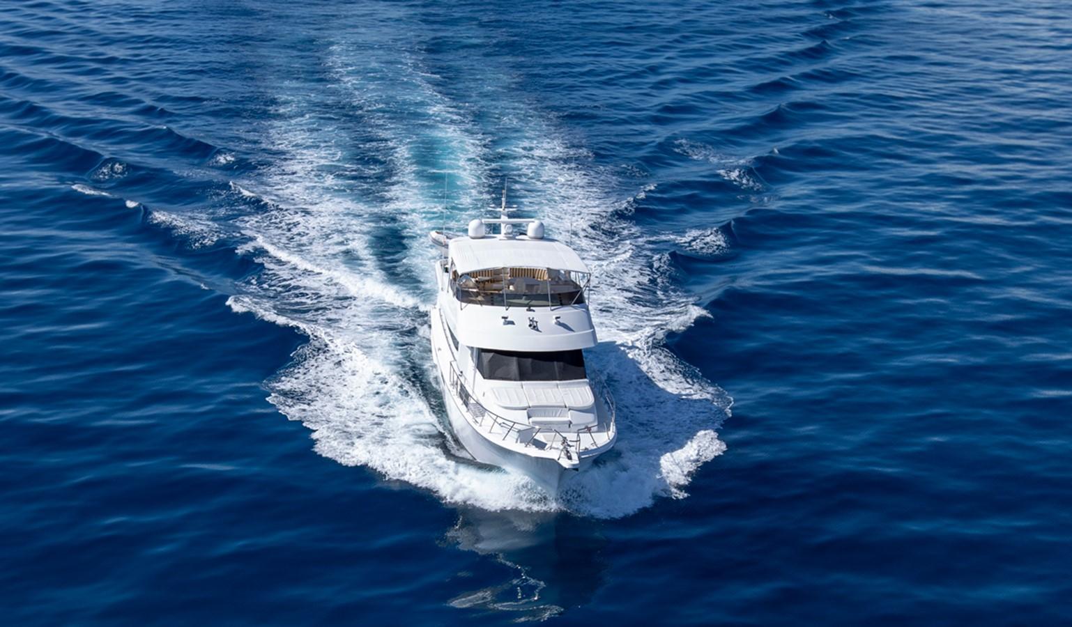 2000 HATTERAS Motor Yacht  2318456