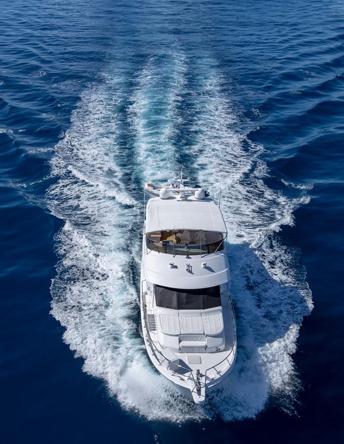 2000 HATTERAS Motor Yacht  2318457