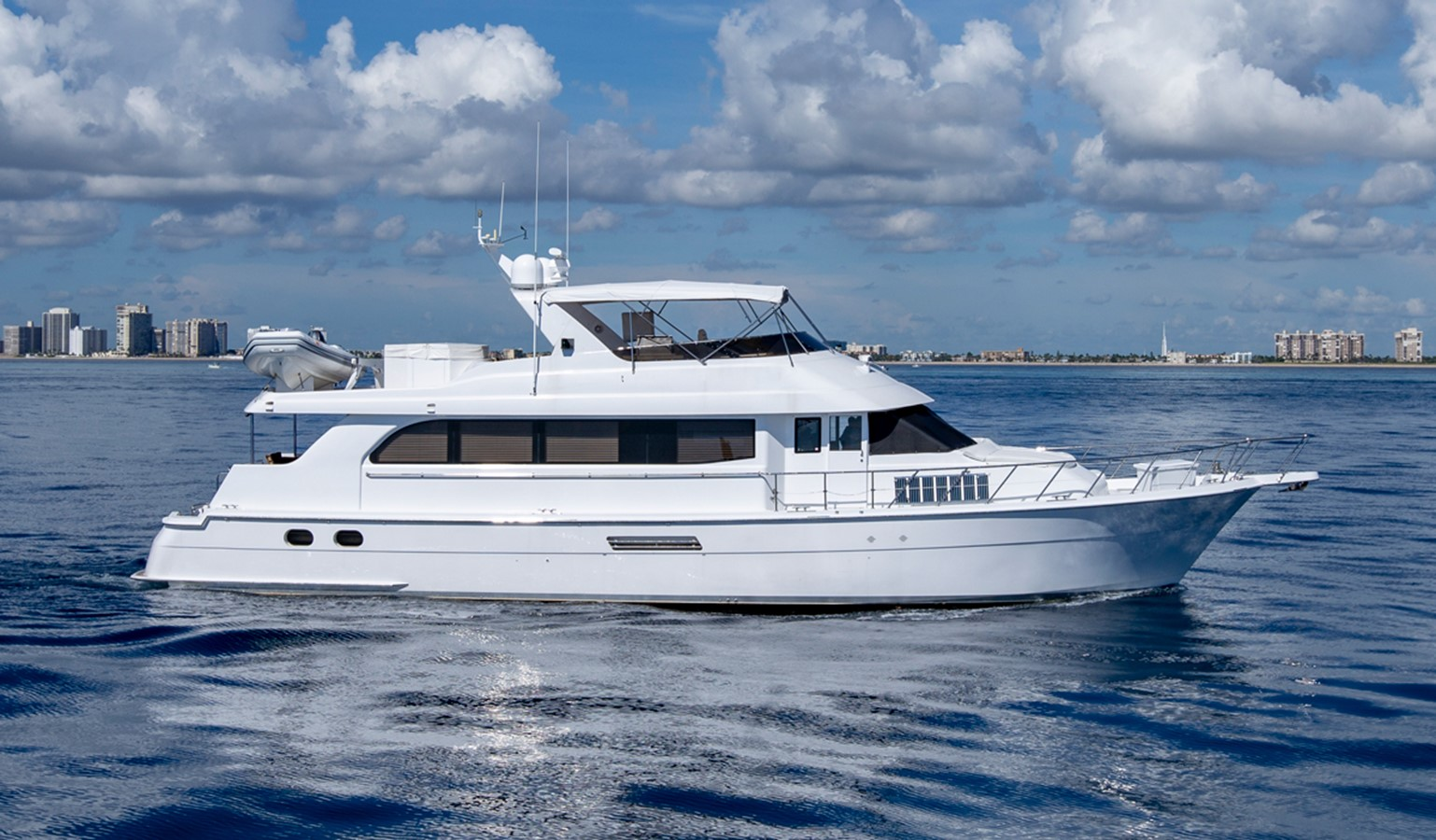 2000 HATTERAS Motor Yacht  2318458
