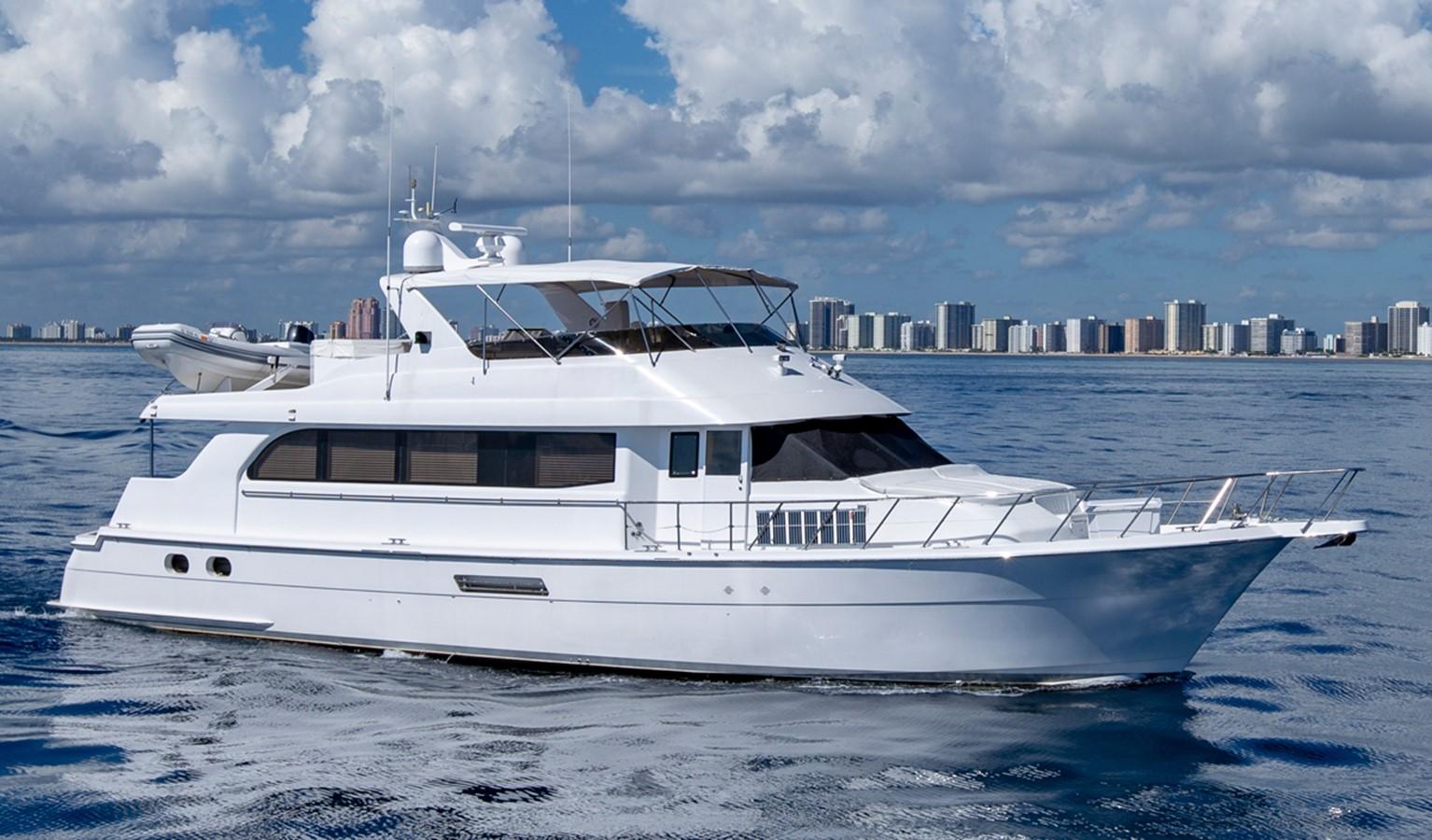 2000 HATTERAS Motor Yacht  2318459