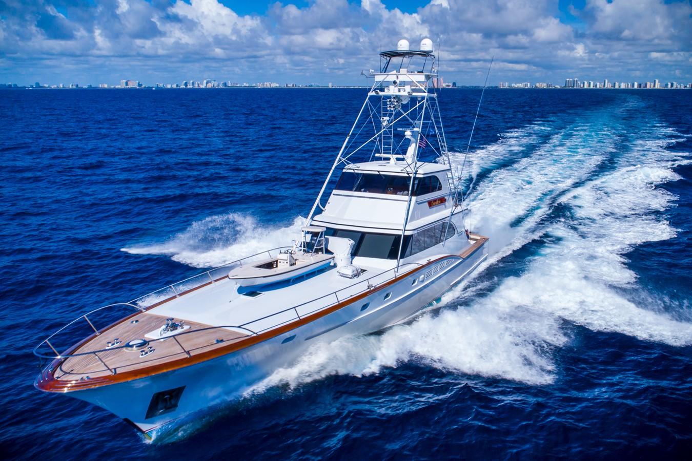 Alternate Profile 1985 FEADSHIP Yacht Fisherman Sport Fisherman 2313235