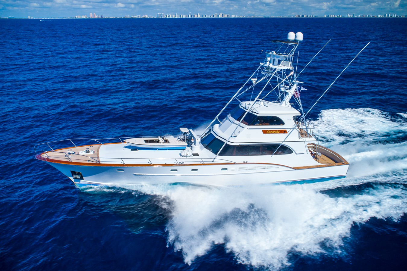 """""""Own and Icon!"""" 1985 FEADSHIP Yacht Fisherman Sport Fisherman 2325852"""