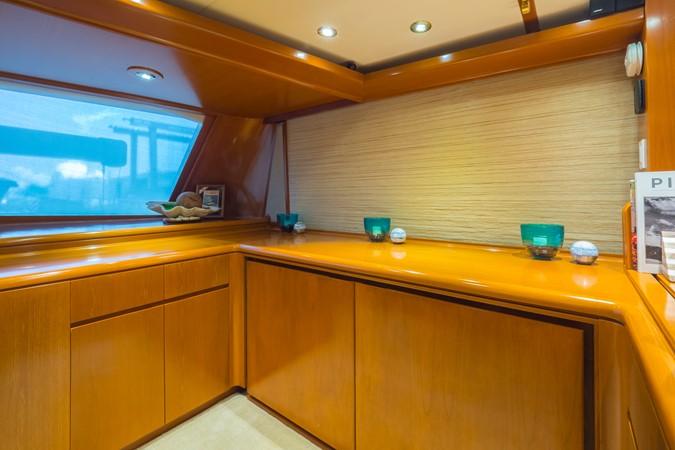 Starboard Side Freezer Area 1985 FEADSHIP Yacht Fisherman Sport Fisherman 2313193