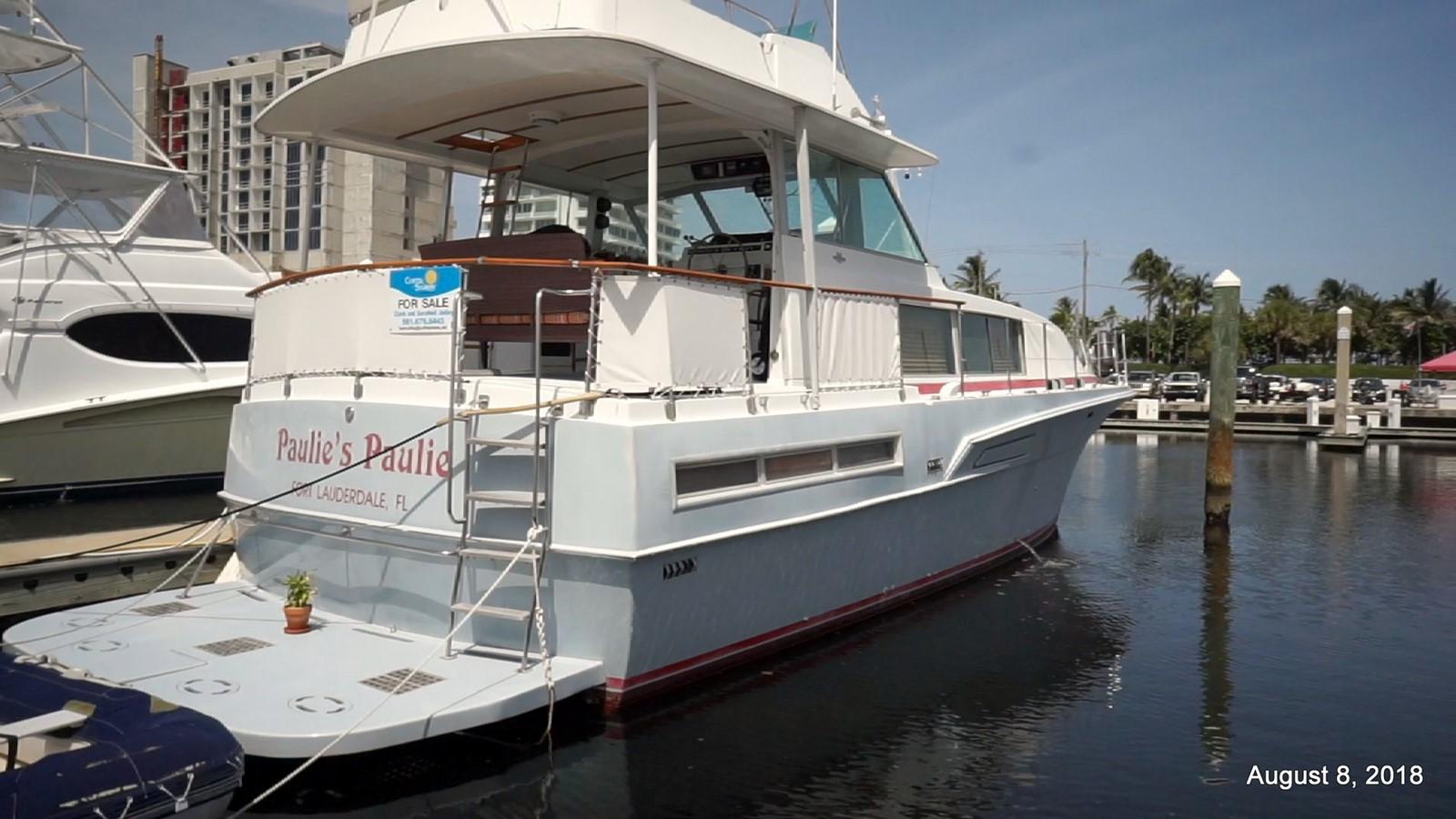 1975 BERTRAM Motor Yacht Flybridge 2308590