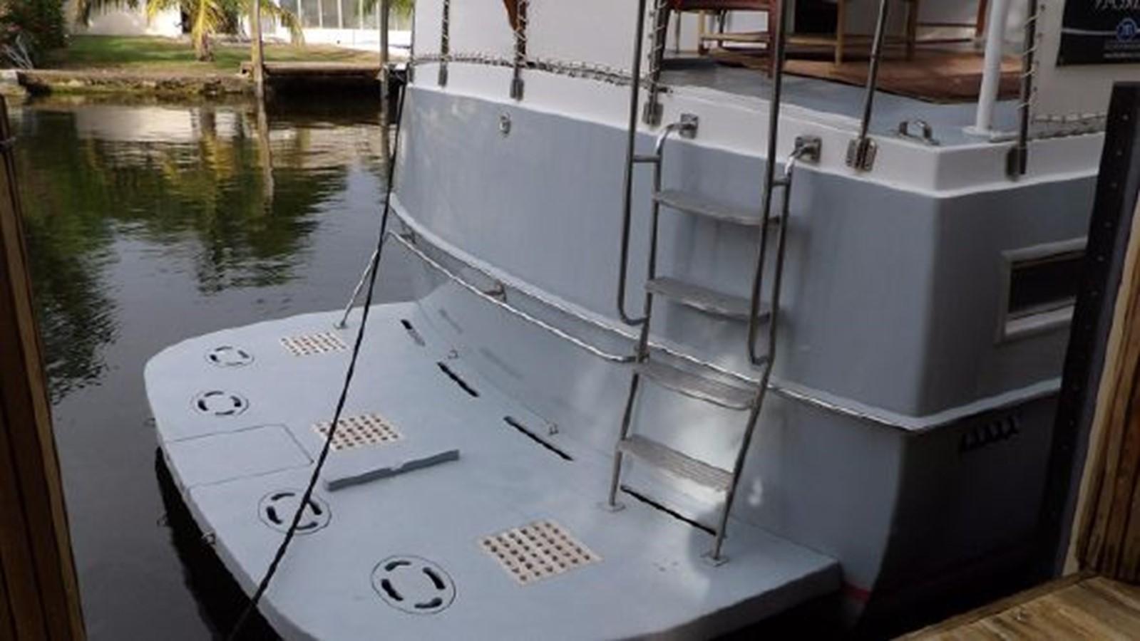 1975 BERTRAM Motor Yacht Flybridge 2308591