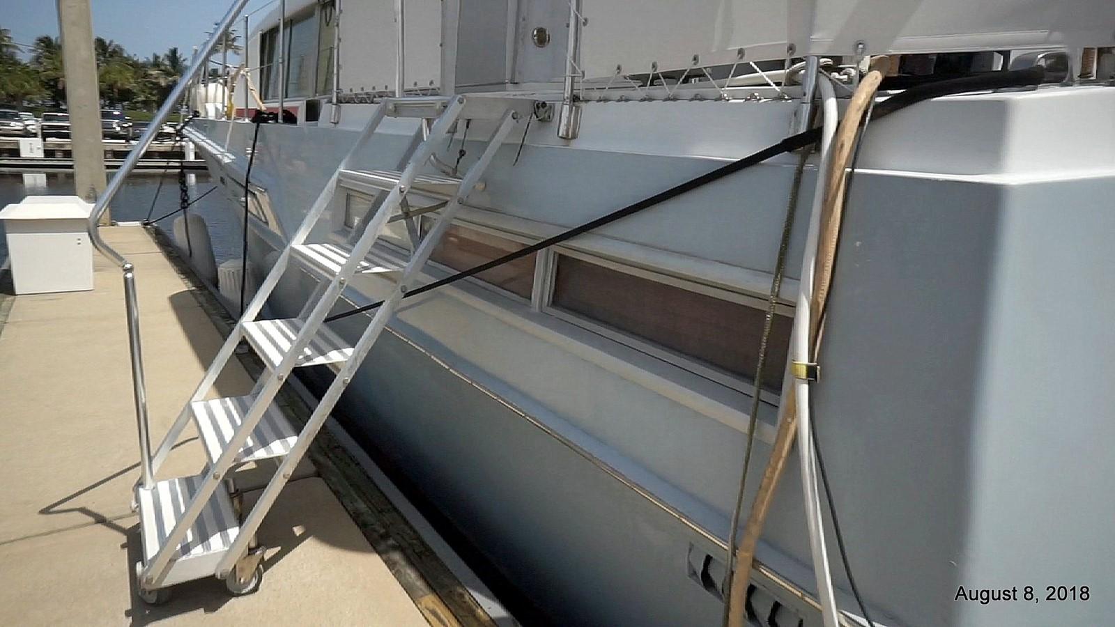 1975 BERTRAM Motor Yacht Flybridge 2308593