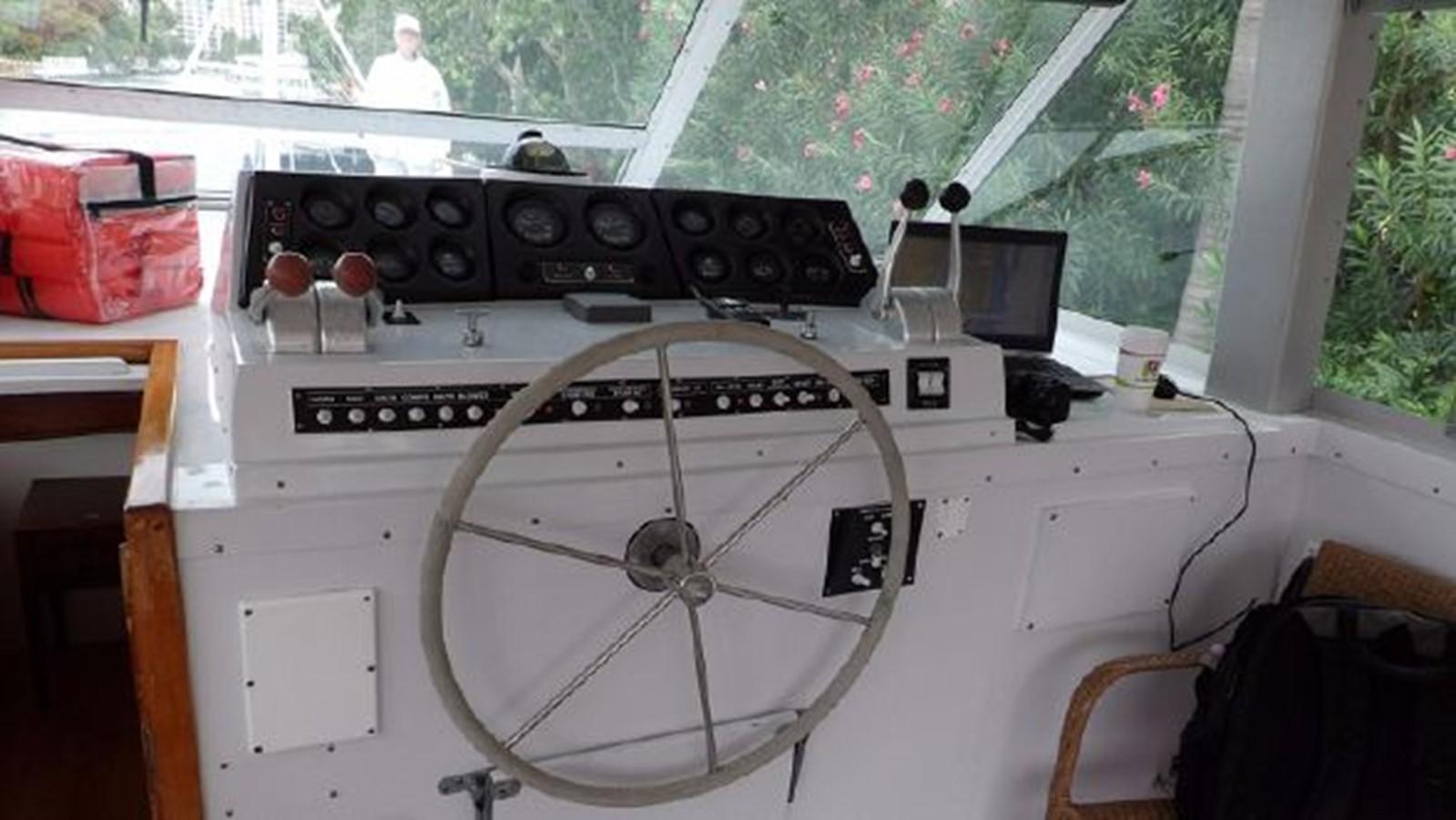 1975 BERTRAM Motor Yacht Flybridge 2308596